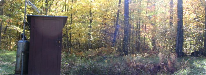Marcell Experimental Forest - Weir at S2